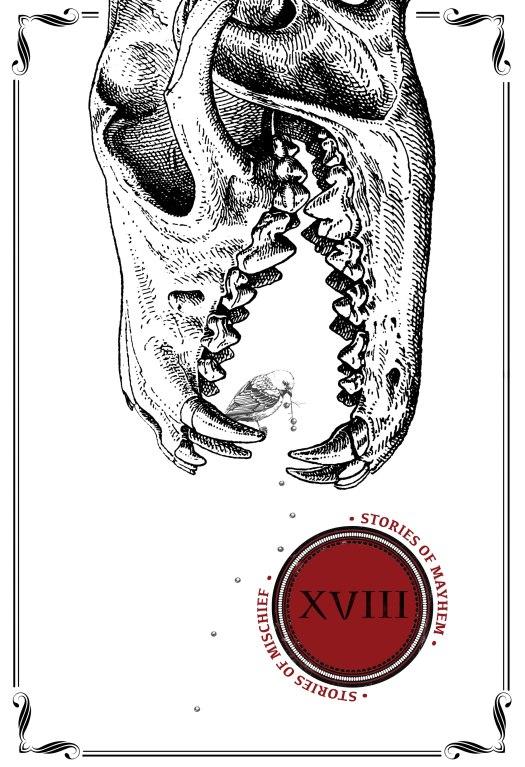 Cover art for XVIII