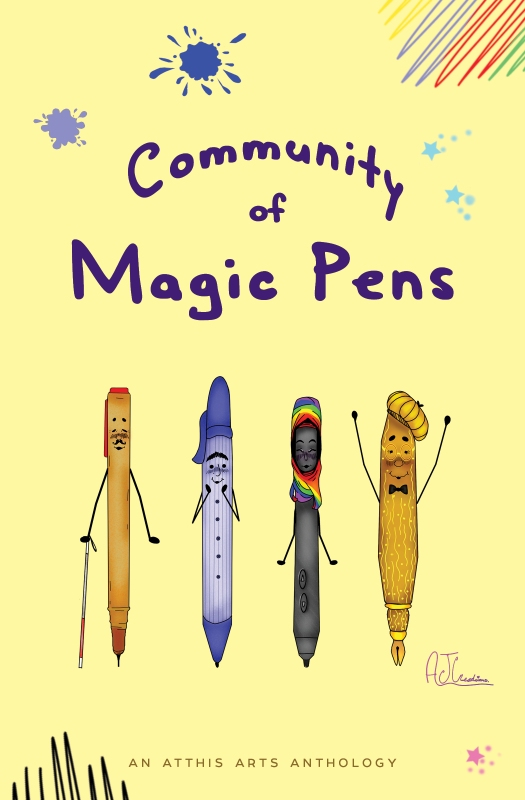 Cover art for Community of Magic Pens